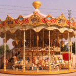 Vintage Amusement Park Rides for Sale