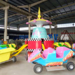 Amusement Park Crazy Car Rides for Sale