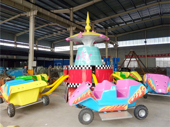 Crazy car rides for sale for amusement park