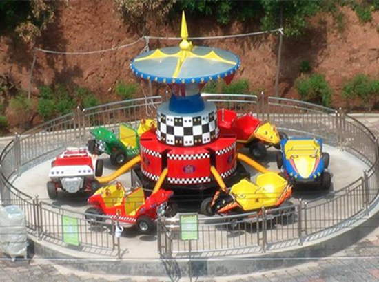 Amusement park dancing car ride for sale