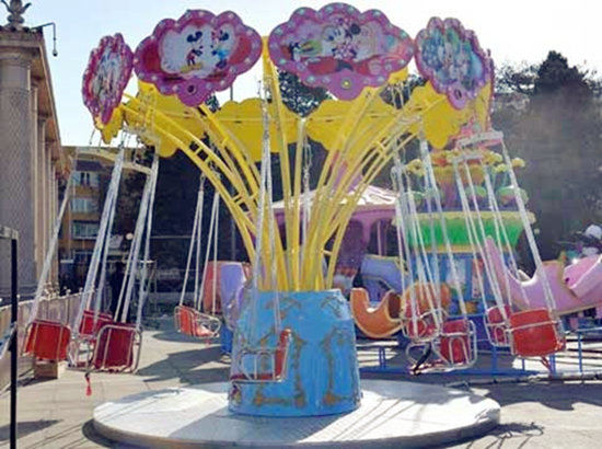 Swing chair mickey mouse rides for sale