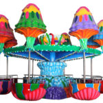 Amusement Park Jellyfish Rides for Sale