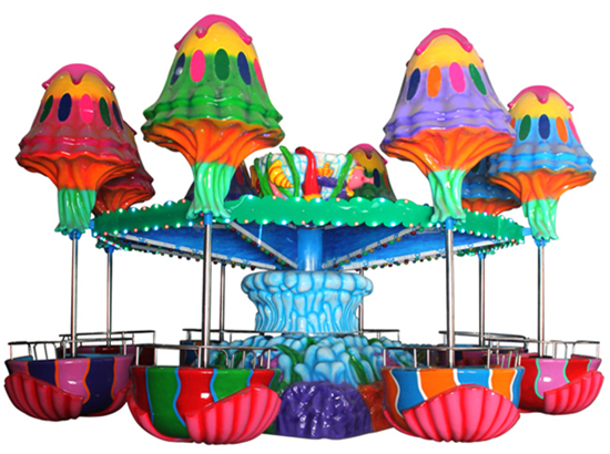 Happy jellyfish rides for sale