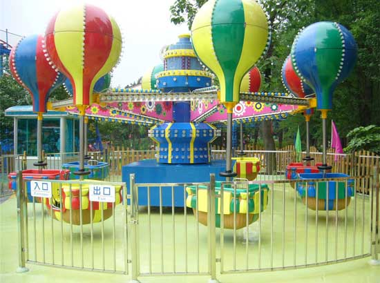 Samba balloon rides for sale