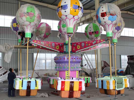 Samba balloon rides for sale with lower price