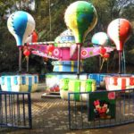 Amusement Park Samba Balloon Rides for Sale