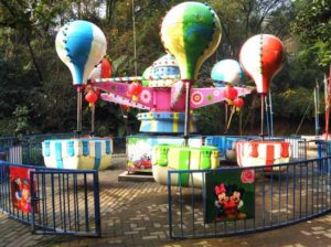 Beautiful samba balloon rides for sale