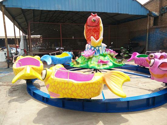 Amusement park big splash rides for sale