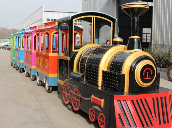 trackless train rides for sale with 16 seat