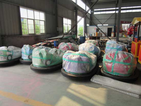battery bumper cars in stock