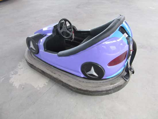 bumper car rides in stock
