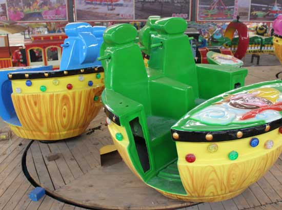 the cabin of magic gyro rides
