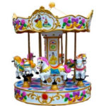 Mini Carousel Rides for Sale