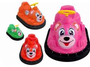 Battery bumper cars for kids