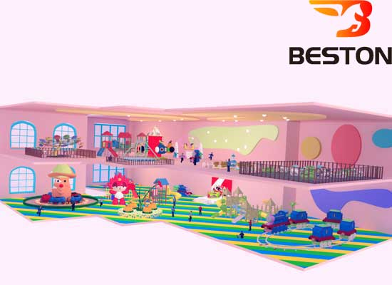 Beston Indoor Park Design Version 1