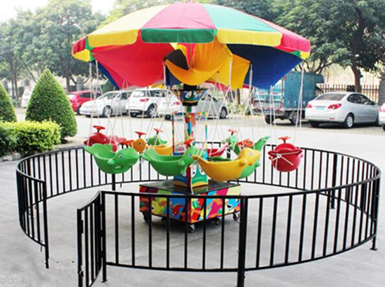 Kiddie swing fishes for sale