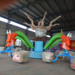 Octopus Amusement Park Rides for Sale