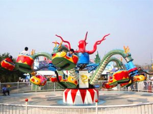 Amusement park octopus rides for sale