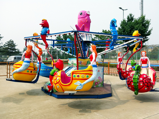 Kiddie ocean theme rides for sale