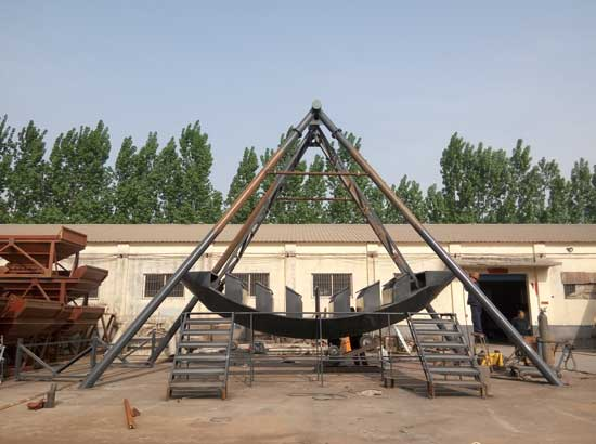 24 person pirate ship amusement park rides for sale