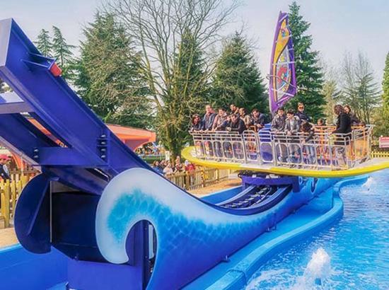 Amusement park surf up rides for sale