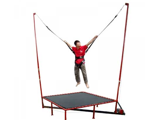 1 person trampoline for sale
