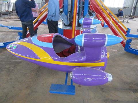 plane-for-kiddie-rides