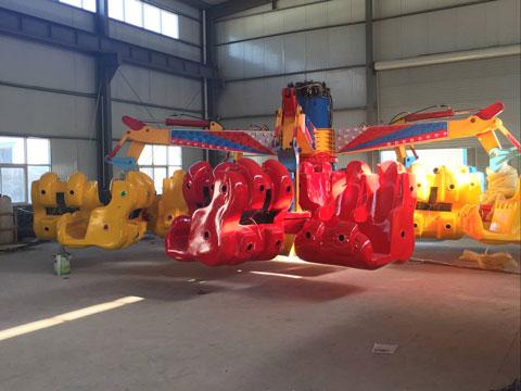 Amusement Park Energy Storm Ride for Sale