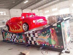 Happy flying mcqueen car rides for sale