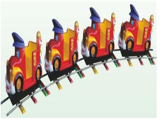 Amusement park kiddie train for sale