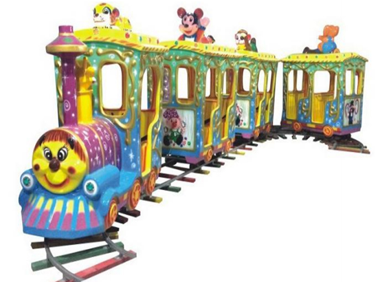 Kids track train for sale