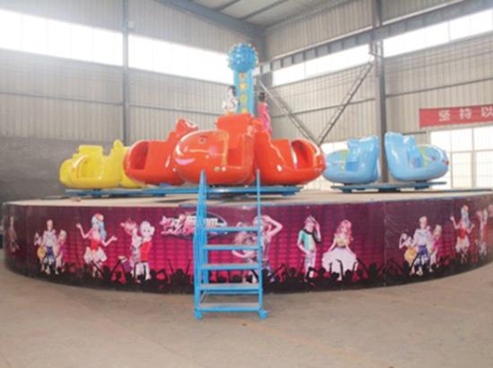 Amusement Park Dancing Coaster Rides for Sale