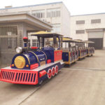 Vintage Amusement Park Train for Sale