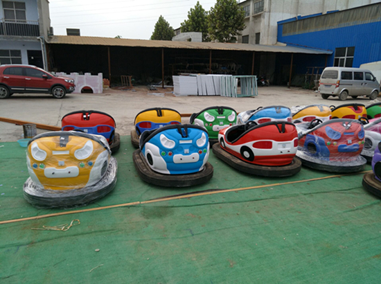 New design wholesale bumper car rides