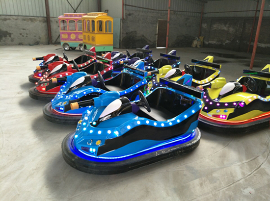 New model handsome bumper cars for sale