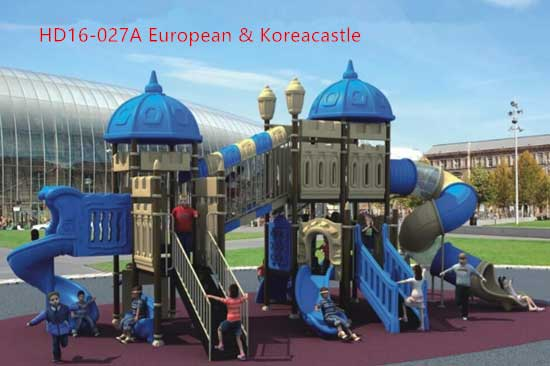 Commercial grade kiddie playground equipment for sale