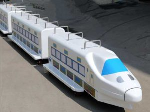 Miniature Harmony train for kids