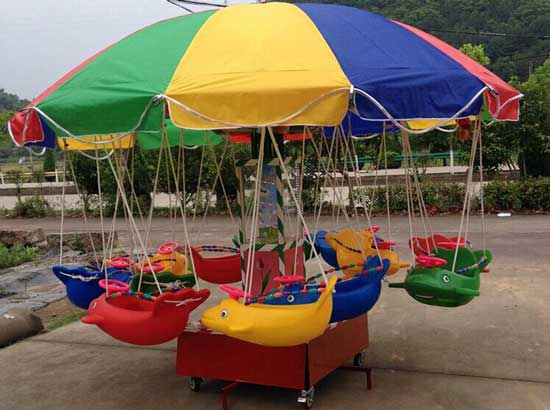 Swing rides for kids