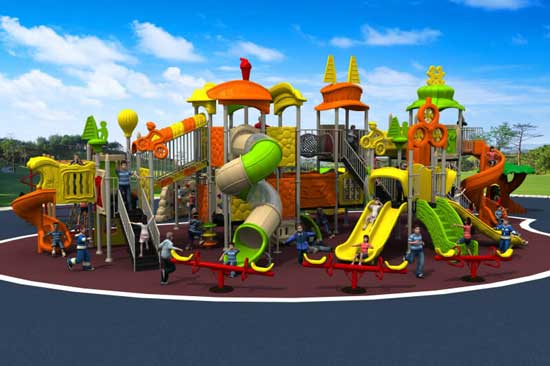 Sports Playground Equipment With Commercial Grade for Kids
