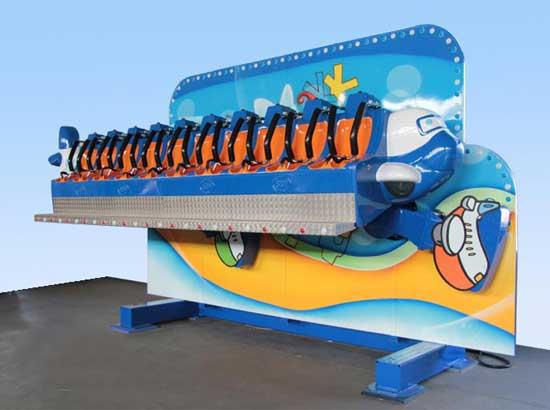 Ocean theme 10 seats miami rides for sale