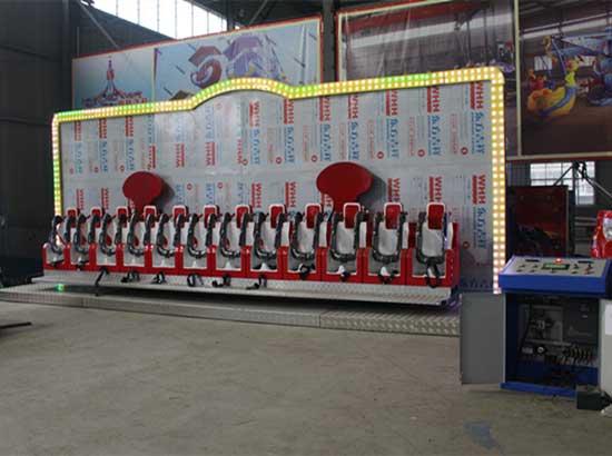 12 seats miami amusement park rides for fun