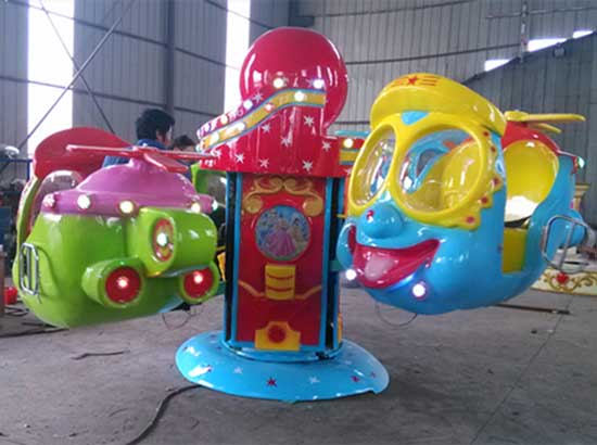 Kiddie Carnival Big Eye Plane Rides for Sale