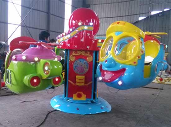 Kiddie Carnival Big Eye Plane Rides for Sale