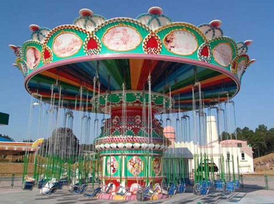 Carnival swing rides for sale with 32 seats