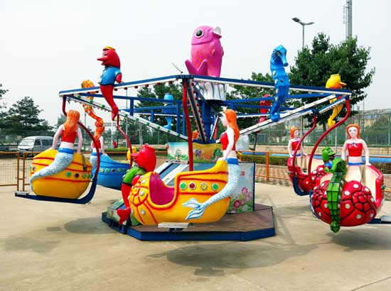 Kiddie Ocean Walk Rides for Sale