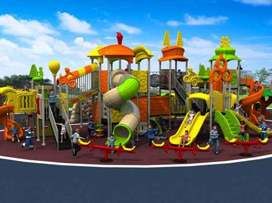 Kiddie commercial playsets for sale