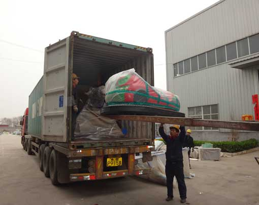 Beston Bumper Cars for Shipping
