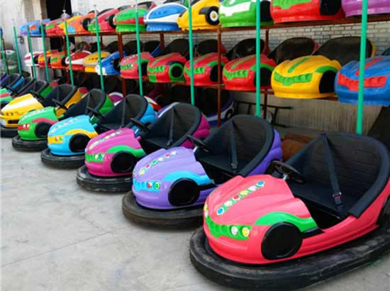 Cheap amusement park bumper cars for sale