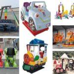 Different Types of Amusement Park Rides