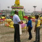 Beston Amusement Park Rides In Nigeria